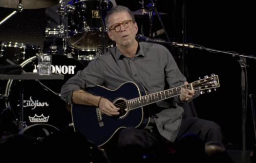 Eric Clapton, 71 anni - Foto Stampa