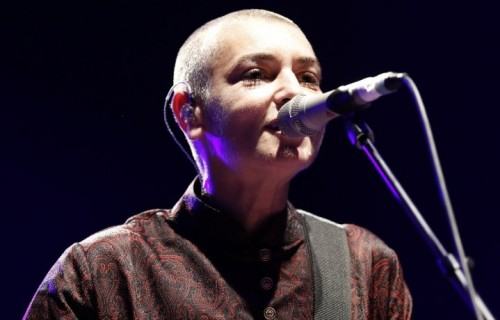 Sinéad O'Connor - foto Wiki
