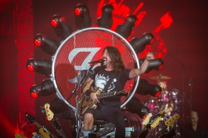 Foo Fighters, Dave Grohl, Bologna, 13 novembre 2015, live, concerto, Unipol Arena, foto, gallery, Massimiliano Donati