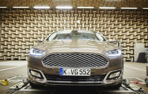 La nuova Ford Mondeo Vignale