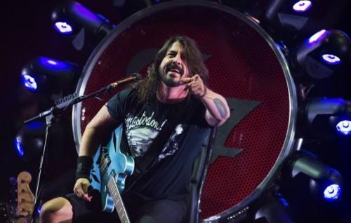 Foto di Giuseppe Craca- Foo Fighters