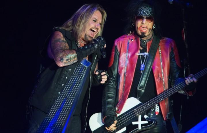 Alice Cooper e Mötley Crüe a Milano - Foto di Giuseppe Craca