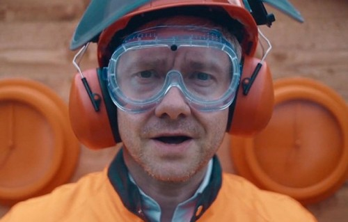 Martin Freeman nel nuovo video di Paul Weller
