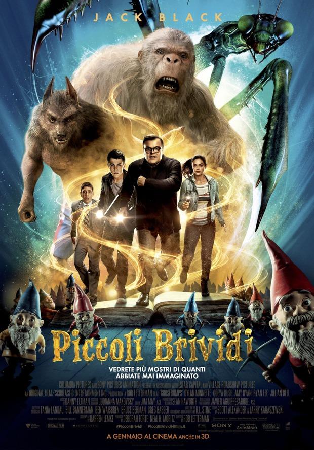 Piccoli Brividi - Rob Letterman