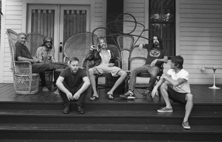 """""""Saint Cecilia"""", il nuovo EP dei Foo Fighters"""