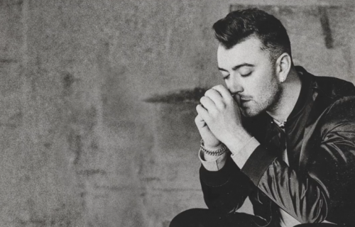 "Sam Smith sulla cover di ""In the Lonely Hour: Drowning Shadows Edition"""