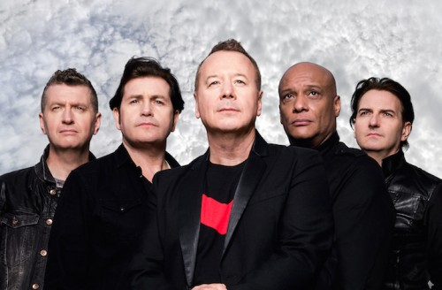 Simple Minds. Foto stampa