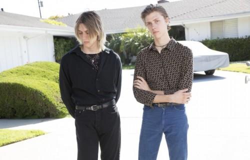 I gemelli californiani The Garden suoneranno al Cross+Studio di Milano il 17 novembre
