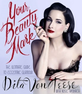 "La foto della copertina di ""Your Beauty Mark"" è di Albert Sanchez"