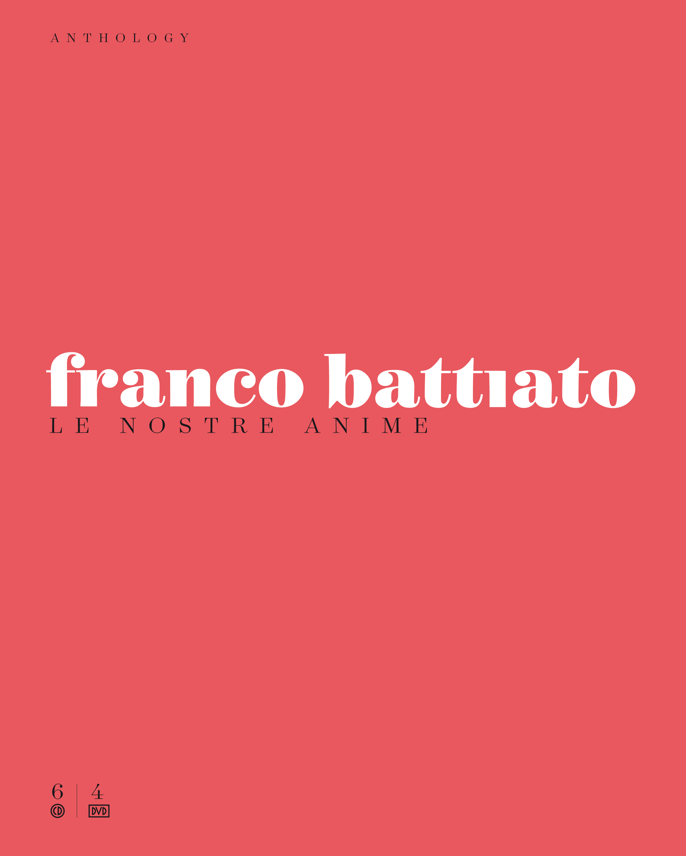 Le nostre anime. Anthology - Franco Battiato