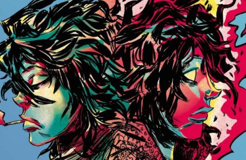 """Dettaglio della copertina di """"Wish You Were Here - La Storia dei Pink Floyd"""""""