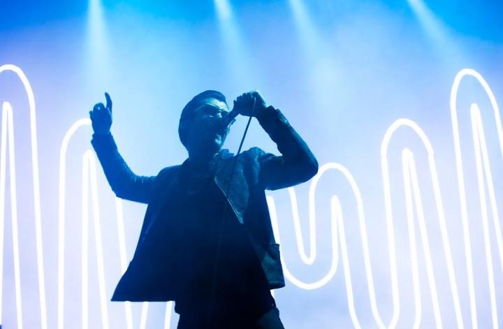 Il leader degli Arctic Monkeys, Alex Turner. Foto: Facebook