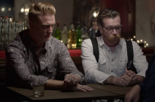 Eagles of Death Metal in un grab dal video