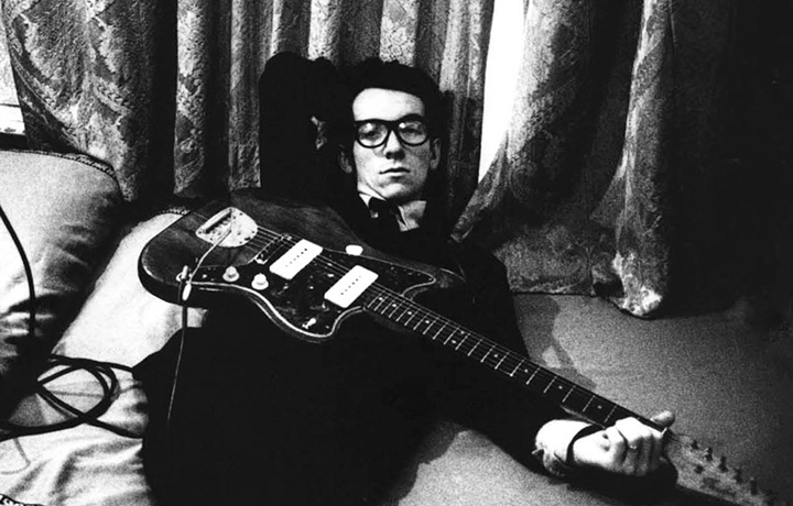 Elvis Costello, foto stampa www.elviscostello.com