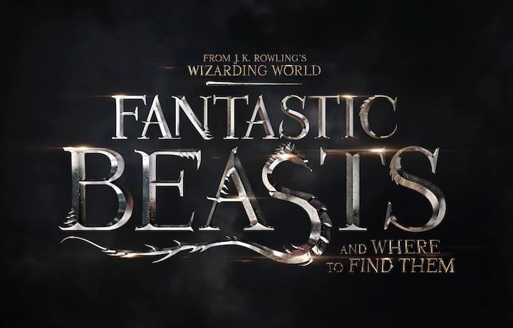 Il logo del film, in uscita tra un anno