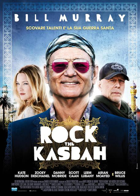 Rock the Kasbah - Barry Levinson