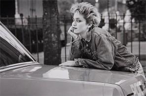 Madonna, MADONNA: The Rise Of a Star, foto, mostra fotografica, fotografie, ONO Arte Contemporanea, Bologna, Peter Cunningham, George DuBose, Deborah Feingold,