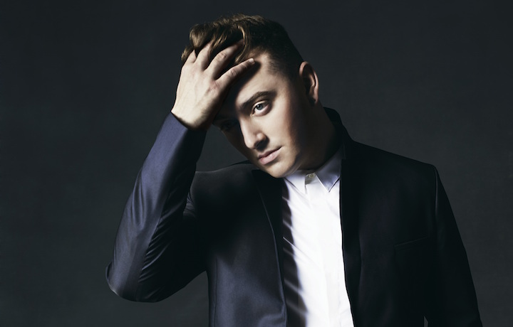 "Sam Smith è l'autore di ""Writing's On The Wall"", il tema del nuovo film di 007"