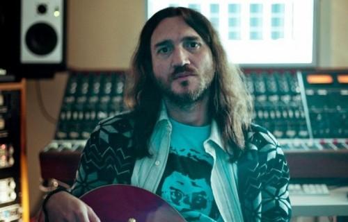 John Frusciante. Foto: Facebook