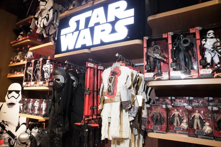 Il merchandise di Star Wars