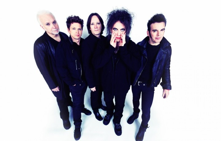 The Cure - Foto di Andy Vella