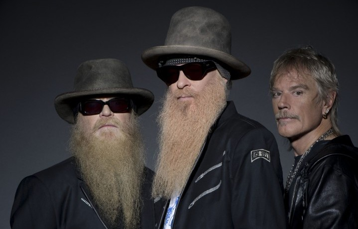 Billy Gibbons è il leader degli ZZ Top