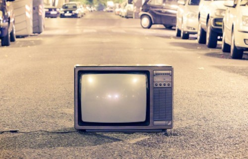 Park your T.V. - Foto Getty