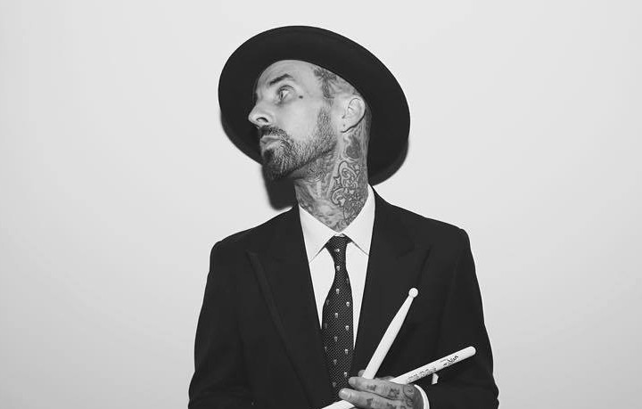 Travis Barker, foto Facebook