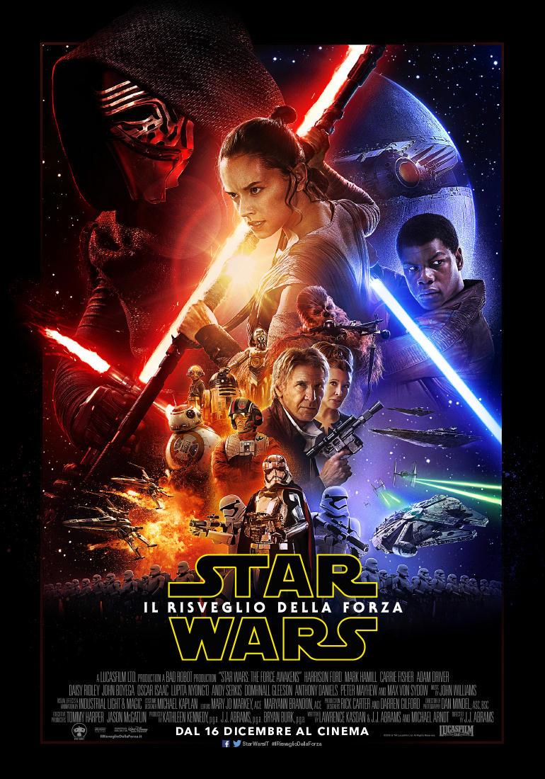 Star Wars: Il Risveglio della Forza - JJ Abrams