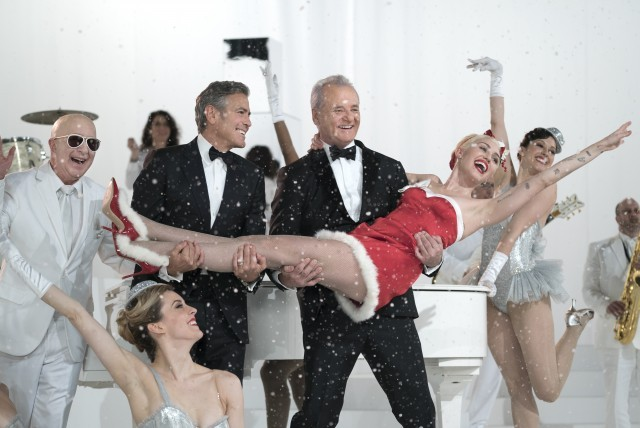 A Very Murray Christmas: Paul Shaffer, George Clooney, Bill Murray, Miley Cyrus