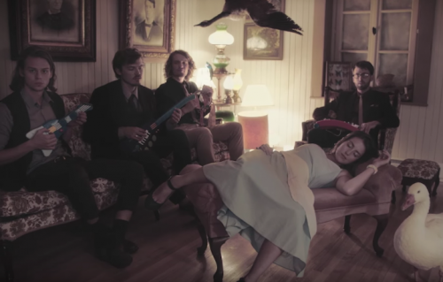 """I Can't Figure Out What's Going On"", il nuovo video degli Half Moon Run"