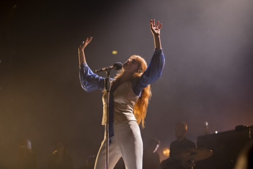 Florence Welch, Florence and the Machine, Florence + the Machine, How Big, How Blue, How Beautiful, live, concerto, Forum di Assago, Milano, foto, gallery, Ikka Mirabelli