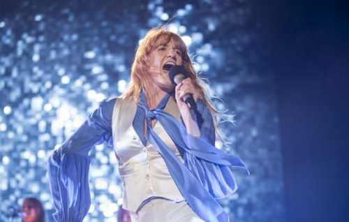 Florence + The Machine a Milano per la prima tappa italiana dell'How Blue Tour - Foto di Ikka Mirabelli