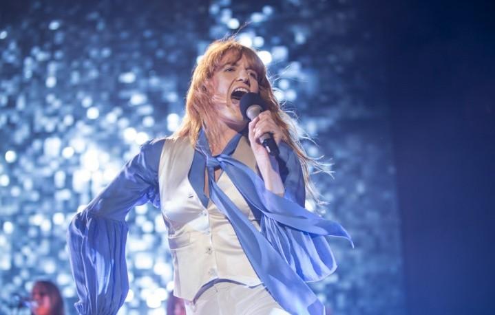 Florence + The Machine a Milano per la prima tappa italiana dell'How Blue Tour - Foto di Ikka Mirabelli