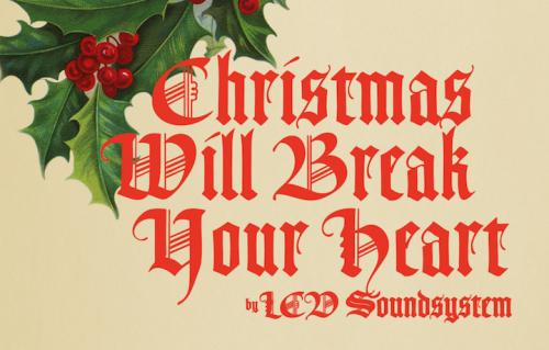 La cover del singolo degli LCD Soundsystem