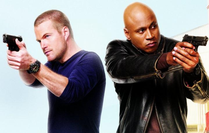 Il cast di NCIS Los Angeles