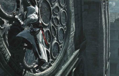 """Un frame del primo videogioco di """"Assassin's Creed"""""""