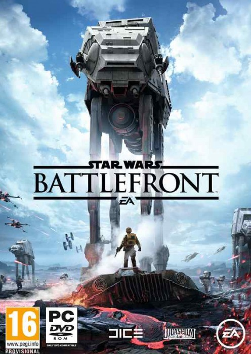 Star Wars: Battlefront - DICE, Electronic Arts