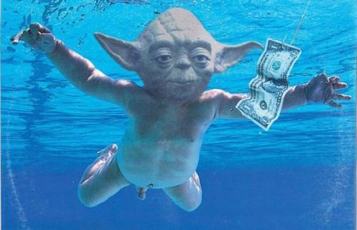 Star Wars, Yoda, Leia, Il risveglio della forza, album, musica, Whythelongplayface, gallery, foto