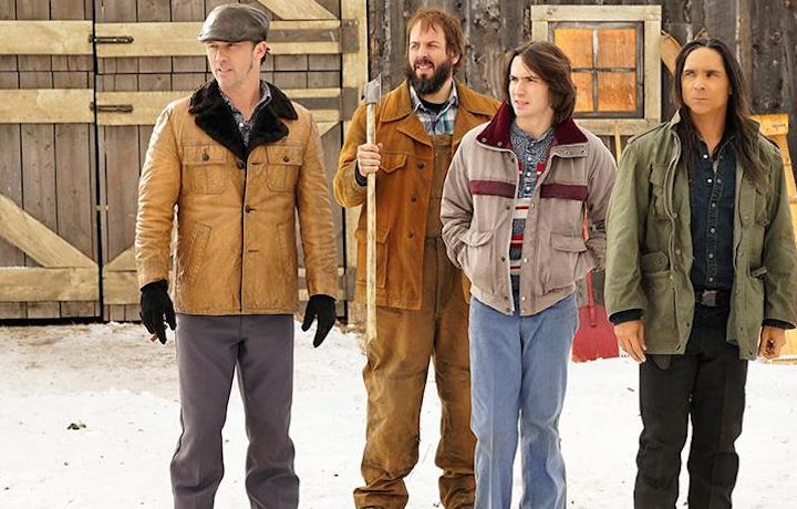 """Una scena della seconda stagione di """"Fargo"""""""