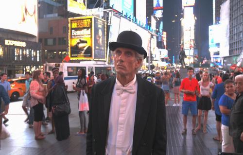 """Un'immagine di """"Marinetti a New York"""" di Finazzer Flory"""