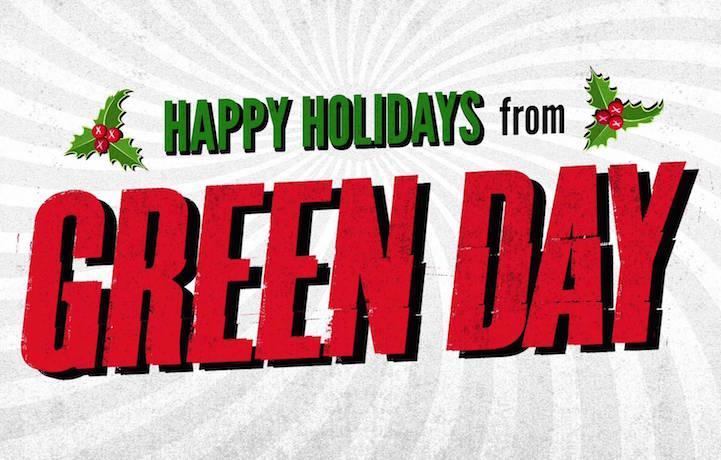 Buon Natale dai Green Day