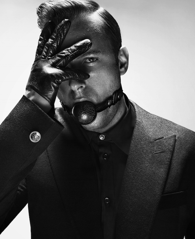 Foto: Fabio Leidi. Style: Edoardo Marchiori. Total look: Versace