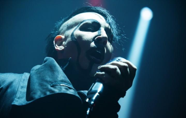 Marilyn Manson live all'Alcatraz di Milano, 17 giugno 2015 - Foto di Giuseppe Craca