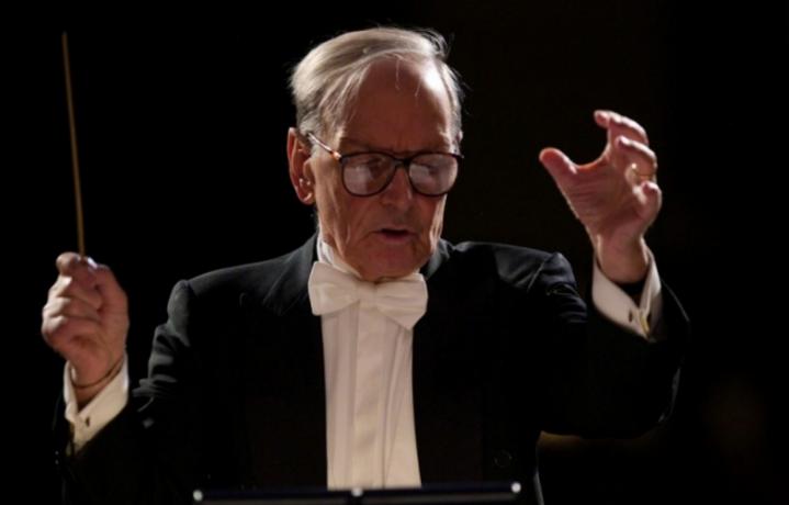 Ennio Morricone, 87 anni. Foto: Facebook