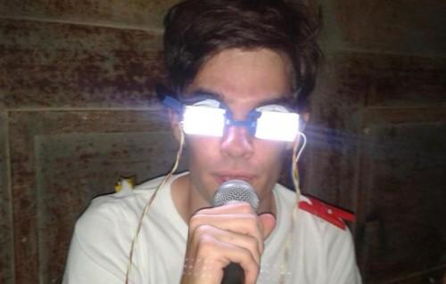 Una foto di un live di Pop_X