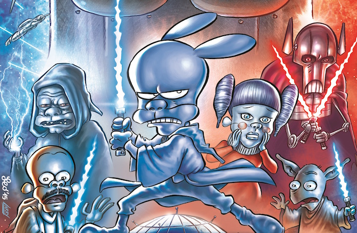 Star Rats III - La vendetta colpisce ancora
