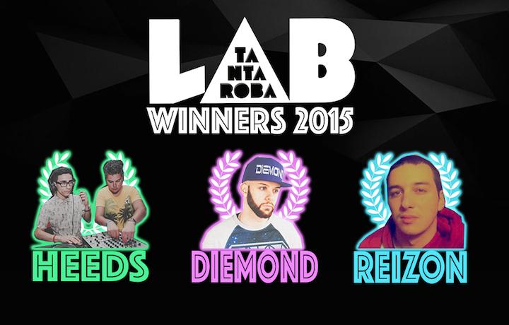 I vincitori del Tanta Roba Lab
