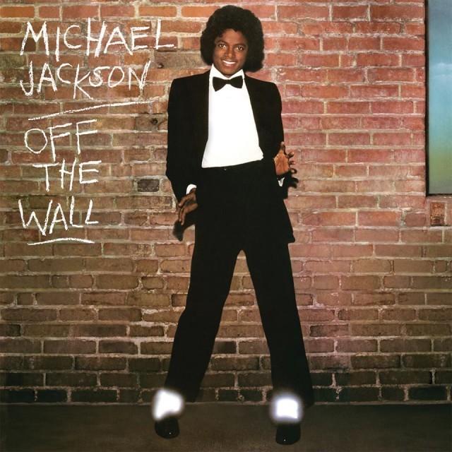 """La cover di """"Off The Wall"""""""