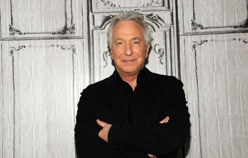 Alan Rickman, 69 anni - Foto Desiree Navarro/Getty